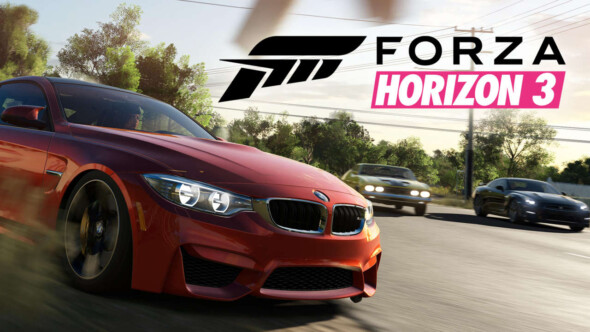 Attractions in Forza Horizon 3