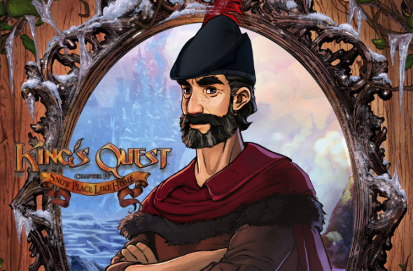 Kings_Quest_Snow_Place_Like_Home_title