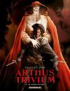 Arthus Trivium #2 De Derde Magiër – Comic Book Review