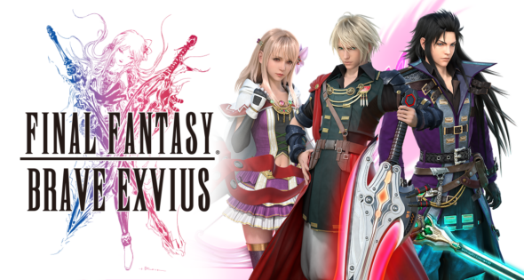 DRAGON QUEST XI: Echoes of an Elusive Age and FINAL FANTASY BRAVE EXVIUS cross-over event!