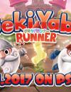 Geki Yaba Runner – Coming to PS Vita