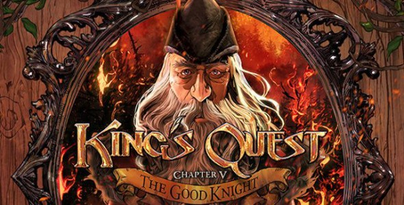 Kings Quest The Good Knight title