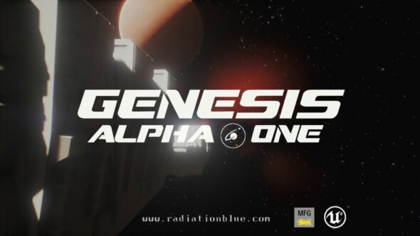 Reveal trailer released for Genesis Alpha One