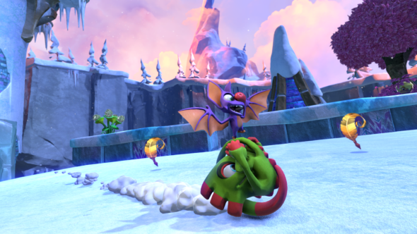 Brand New Yooka-Laylee Gameplay Video!