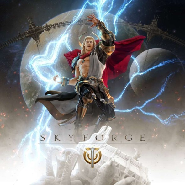 Skyforge coming to Early Access on PlayStation 4