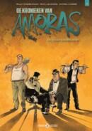 De Kronieken van Amoras: De Zaak Krimson #1 – Comic Book Review