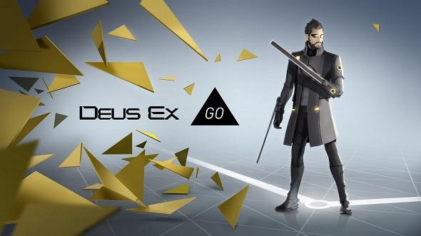 The GO trilogy stories: Deus Ex GO through the eyes of Eidos Montreal
