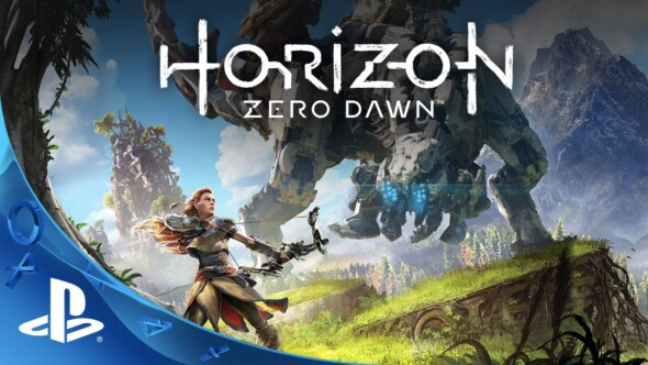 Horizon Zero Dawn – available today on PS4