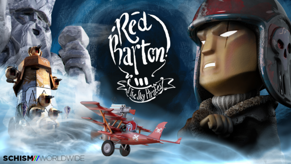 Red Barton and The Sky Pirates – Out Now!
