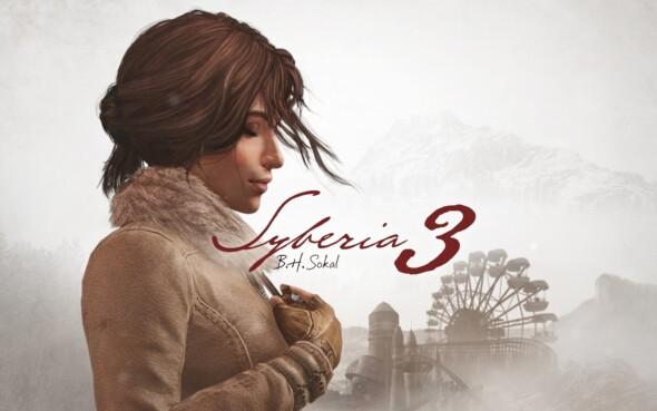 New Syberia 3 trailer released