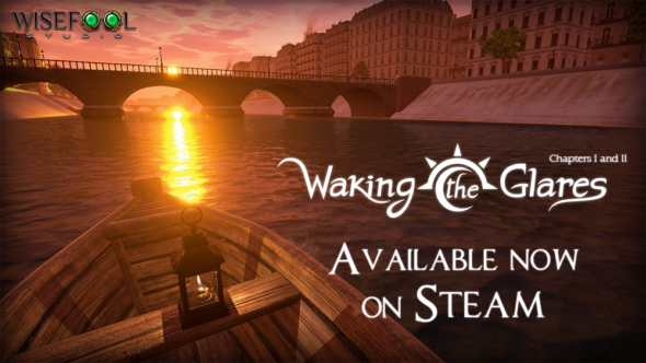 Waking The Glares – The Journey Starts Today!