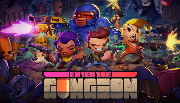 Enter the Gungeon –  Now available for Xbox One and in the Windows 10 store!