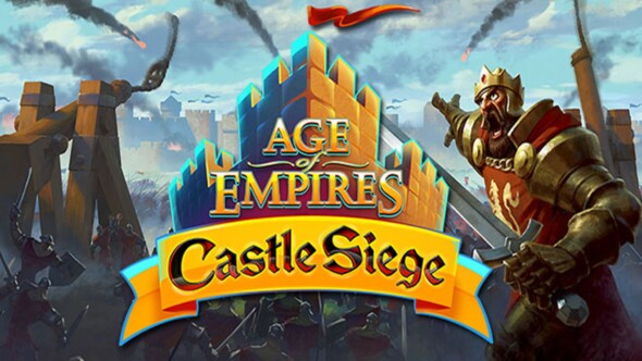 Age of Empires: Castle Siege : about to lay siege to android