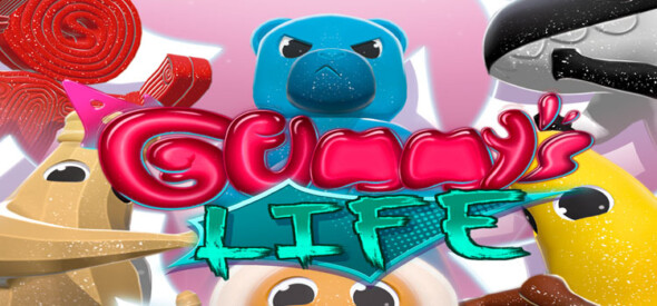 Sugar-rush your way to victory in A Gummy's Life on Xbox and PlayStation