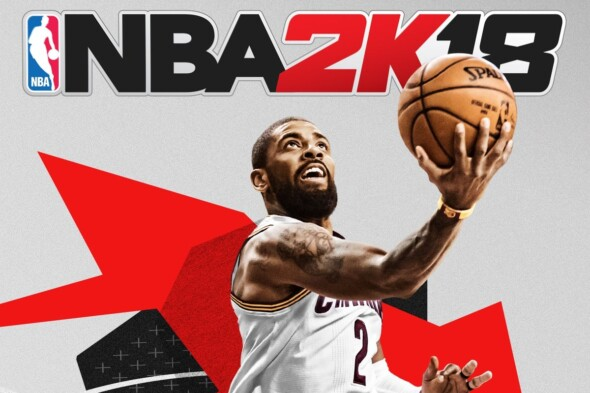 NBA 2K18 : Cover image reveal