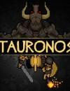 Survive the Minotaur's labyrinth in Tauronos