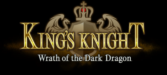 King's Knight is back in Wrath of the Dark Dragon!