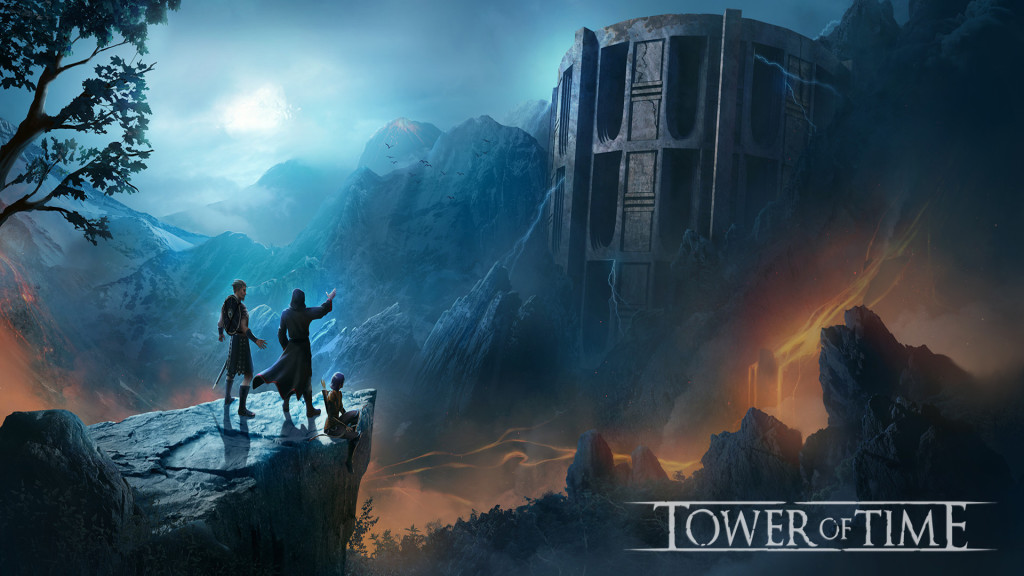 Tower of Time title