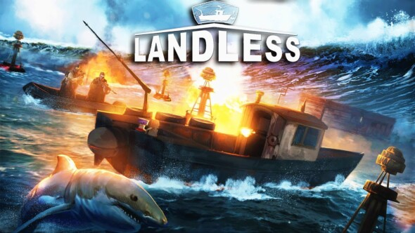 LANDLESS weapons update