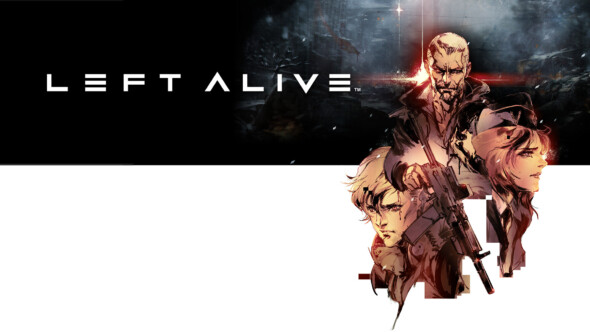 Gameplay video of LEFT ALIVE released
