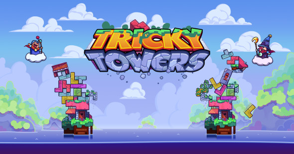 Tricky Towers – Physical Switch edition incoming!