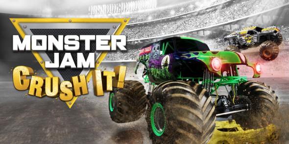 3rd-strike.com | Monster Jam: Crush It! – Coming to Nintendo Switch soon