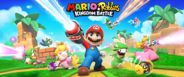 Donkey Kong is going Rabbids