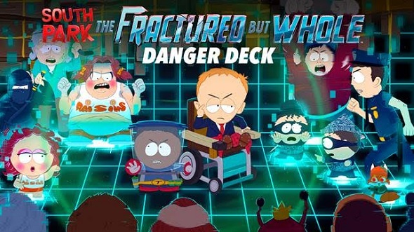 South Park: The Fractured But Whole – Danger Deck DLC is now released!