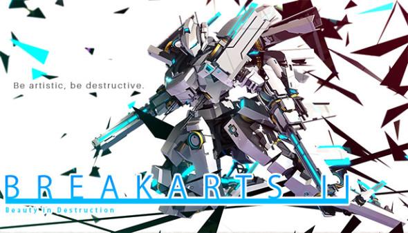 Break Arts 2 releasing soon!
