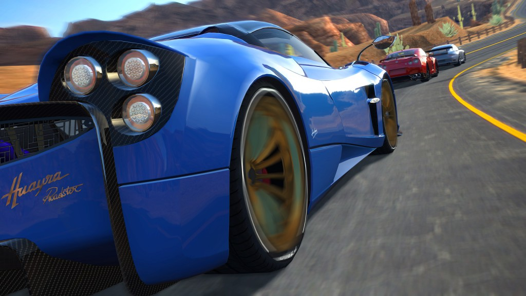 Gear Club Unlimited 1