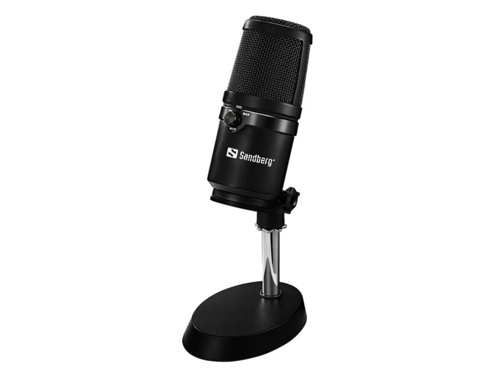 Sandberg Studio Pro Microphone USB
