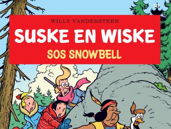 Suske en Wiske #343 SOS Snowbell