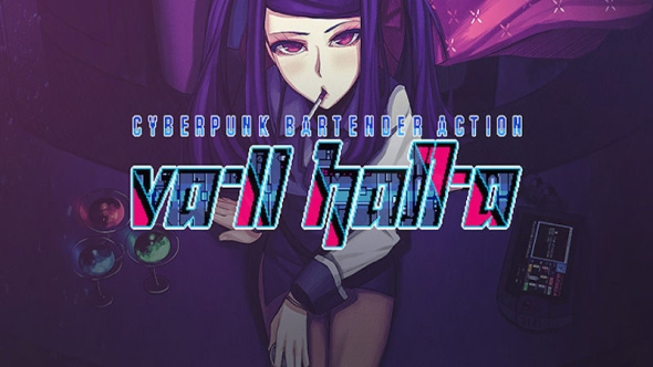 VA-11 HALL-A: Cyberpunk Bartender Action is coming to the Switch and the PlayStation!
