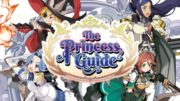 The Princess Guide gives a trailer introducing the princesses