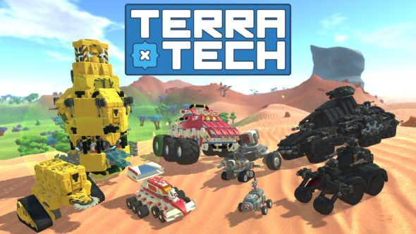 TerraTech out now on Switch