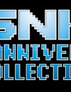 SNK 40th Anniversary Collection coming to Nintendo Switch