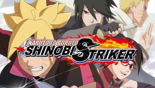 You can now play the NARUTO TO BORUTO: SHINOBI STRIKER demo