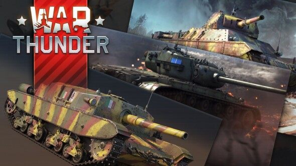 War Thunder's player event Operation H.E.A.T. is available now