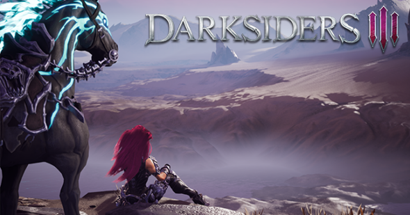 Darksiders III soon also available on Nintendo Switch