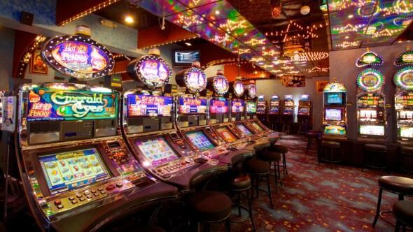 grand bahama beach and casino resort Slot