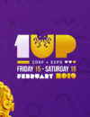Contest: 5x Double Tickets 1UP Convention Kortrijk