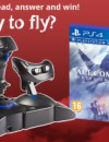 Contest: Thrustmaster T.Flight Hotas 4 Ace Combat 7 Limited Edition + Ace Combat 7 (PS4)