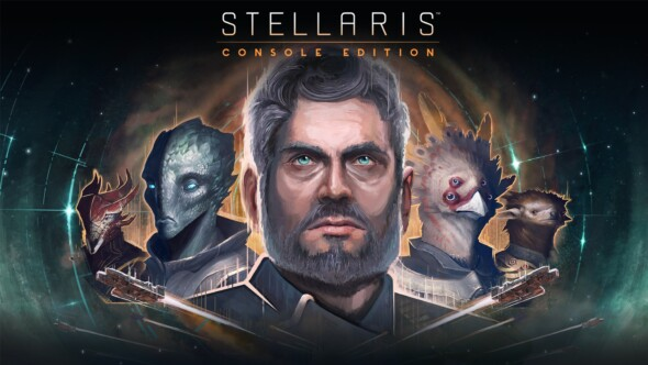Stellaris: Console Edition coming out of warp speed