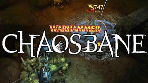 Warhammer: Chaosbane information released