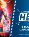 Hero Night: Captain Marvel – Movie Review