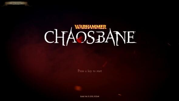 Endgame and DLC-plans revealed for Warhammer: Chaosbane