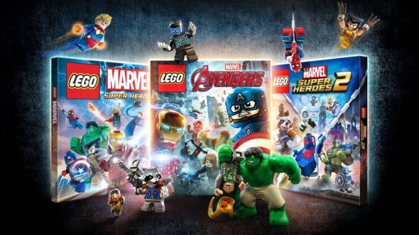 LEGO Marvel Collection launch trailer