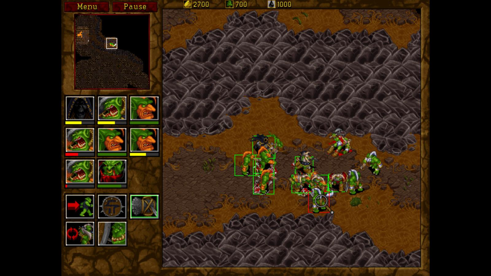 3rd-strike com   Warcraft Orcs & Humans + Warcraft II Battle