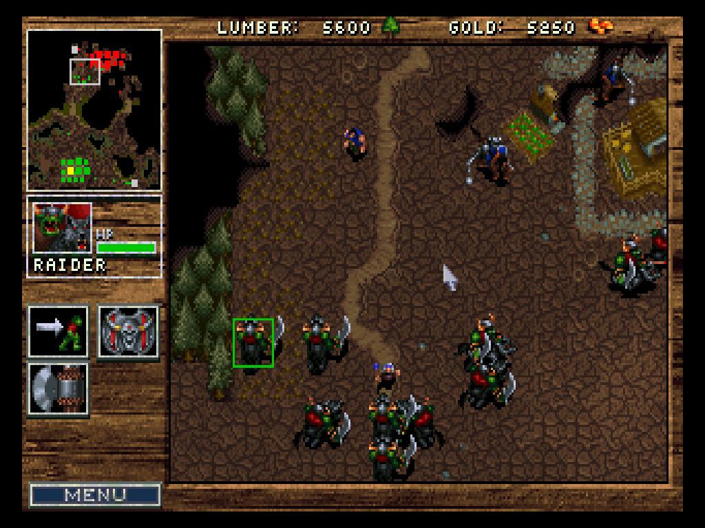 3rd Strike Com Warcraft Orcs Humans Warcraft Ii Battle Net
