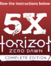 Contest: 5x Horizon Zero Dawn Complete Edition (PS4)